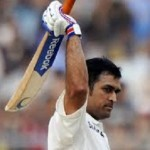 A maiden double ton by MS Dhoni put India in command – 1st Test vs. Australia