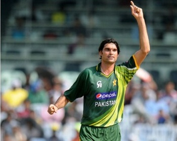 Mohammad Irfan - Anticipates a Test cap vs. South Africa in the second match