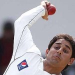 Saeed Ajmal - Excellent off spin bowling