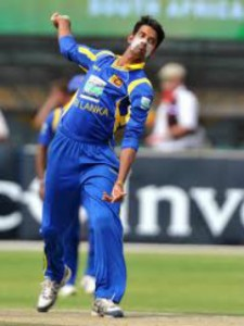 Srilankan domestic bowler