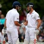 Alastair Cook and Nick Compton - Centurions and saviours for England