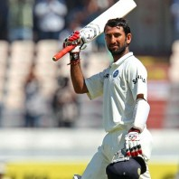 Cheteshwar Pujara - Second double hundred in Test cricket