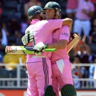 Hashim Amla and AB de Villiers - A record breaking partnership and individual tons