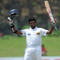 Lahiru Thirimanne - A solid unbeatn knock of 155 runs