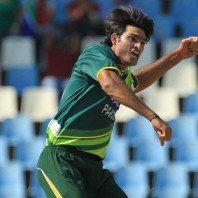 Mohammad Irfan - 'Player of the match' for his excellent bowling