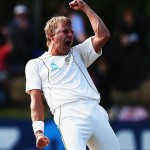 Neil Wagner - Impressive bowling and grabbed 7 wickets in the match