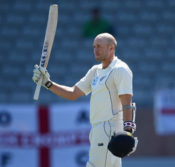 Peter Fulton - Successive ton in the final Test