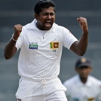 Rangana Herath - 'Player of the match' for his 12-157