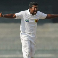 Rangana Herath - Three quick wickets in the second innings