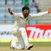 Ravindra Jadeja - A match winning bowling figures of 5-58
