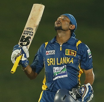 Tillakaratne Dilshan - Plundered a match winning 15th ODI ton