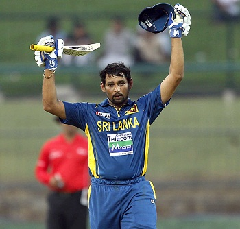 Tillakaratne Dilshan - Second hundred in the series