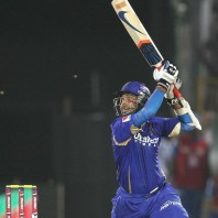 Ajinkya Rahane - A composed unbeaten knock of 68 runs