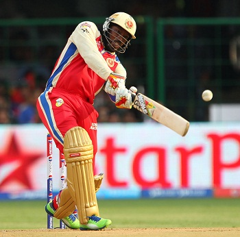 Chris Gayle - A historical unbeaten knock of 175 from 66 mere balls