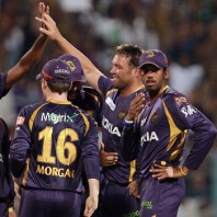 Jacques Kallis - 'Player of the match' for his superb all round performance