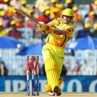 Michael Hussey - A herculean knock of 95 from 59 balls
