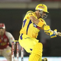 Michael Hussey - An explosive unbeaten knock of 86 from 54 balls