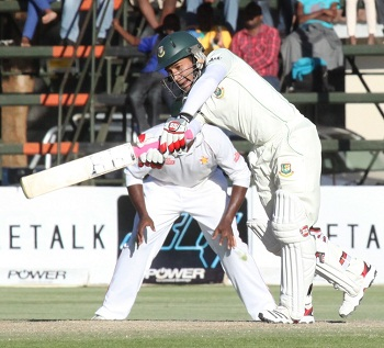 Mushfiqur Rahim - Back to back fifties in the Test