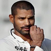 Shikhar Dhawan - Challenged the South African Bowlers