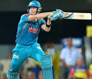 Steven Smith - A thundering unbeaten knock of 39 from 16 mere balls