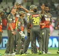 Sunrisers Hyderabad - First win in the inaugural match