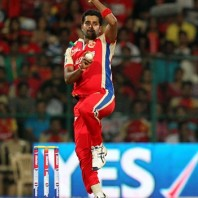 Vinay Kumar - 'Player of the match' for his deadly bowling spell
