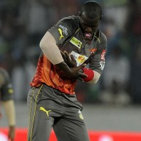 Darren Sammy - 'Player of the match' for his all round performance