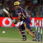 Gautam Gambhir - Led from the front by dispatching another fifty