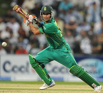 Jean-Paul Duminy - Blasted match winning unbeaten 150