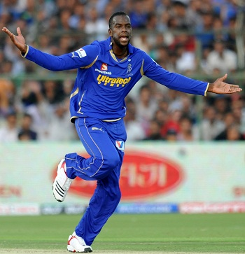 Kevin Cooper - A hostile bowling spell of 3-23