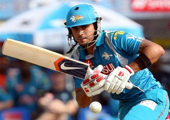 Manish Pandey - 'Player of the match'