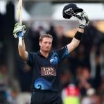 Martin Guptill steers away the Kiwis with a brilliant ton – 1st ODI vs. England