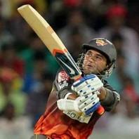 Parthiv Patel - A breezy knock of 61 runs