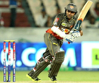 Parthiv Patel - 'Player of the match'