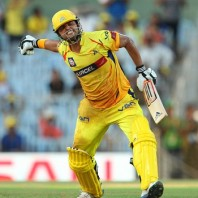 Suresh Raina - 100 off mere 53 deliveries