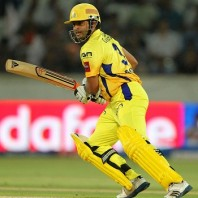 Suresh Raina - An aggressive unbeaten knock of 99 runs