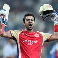 Virat Kohli - Blasted 56 off 29 meer deliveries