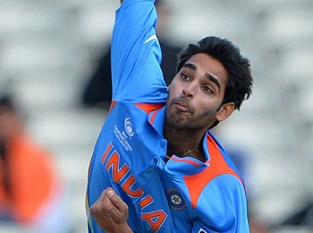 Bhuvneshwar Kumar - Player of the match