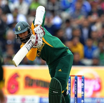 Hashim Amla - Majestic batting while opening the innings