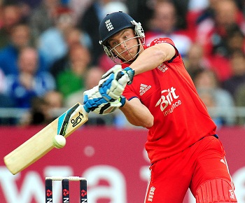 Joss Buttler - 'Player of the match' for his aggressive batting
