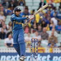 Mahela Jayawardene - The star performer with unbeaten 84 runs