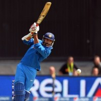 Shikhar Dhawan - 264 runs in the tournament at an awesome average of 132.00