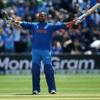 Shikhar Dhawan - A match winning maiden ton