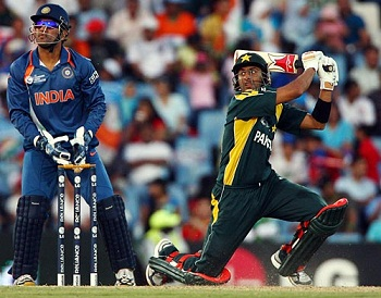 Shoaib Malik - 'Player of the match' 2009 ICC Champions Trophy, for his blistering knock of 128 runs