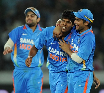Umesh Yadav - Destroyed the Australian batting