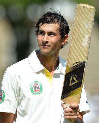 Ashton Agar - Individual and partnership record in Test cricket