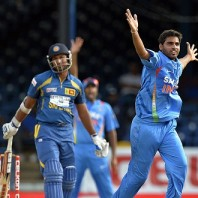 Bhuvneshwar Kumar - Ruled the day with his career's best 4-8