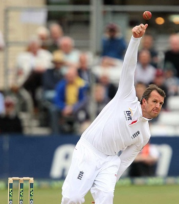 Graeme Swann - A brilliant all-round performance
