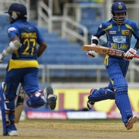 Mahela Jayawardene and Upul Tharanga - The two centurions