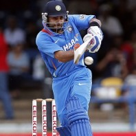 Virat Kohli - A match winning knock of 102 runs